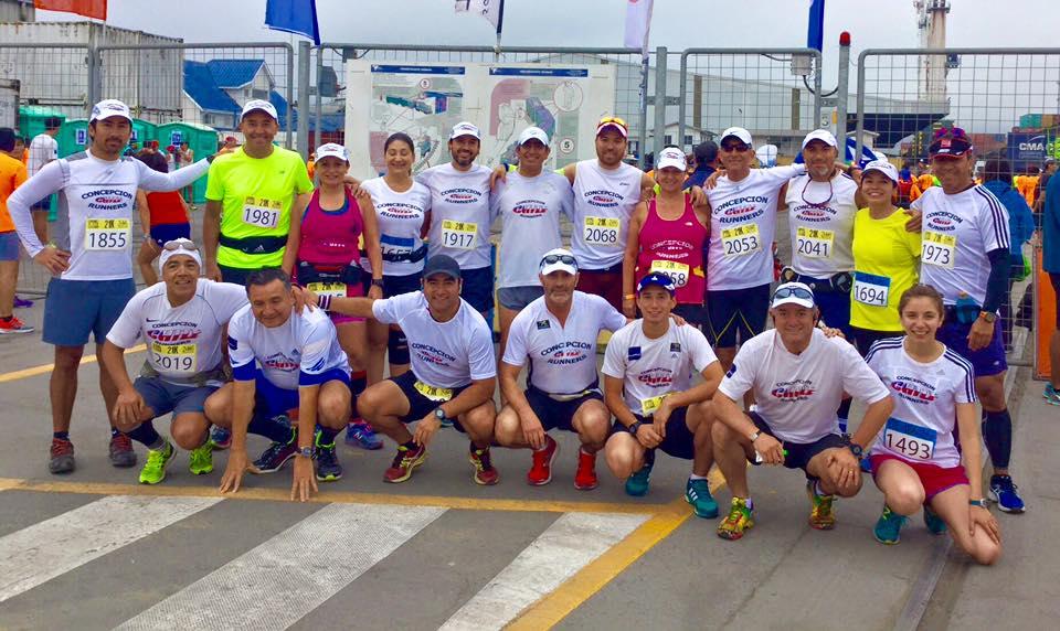 Concepción Runners