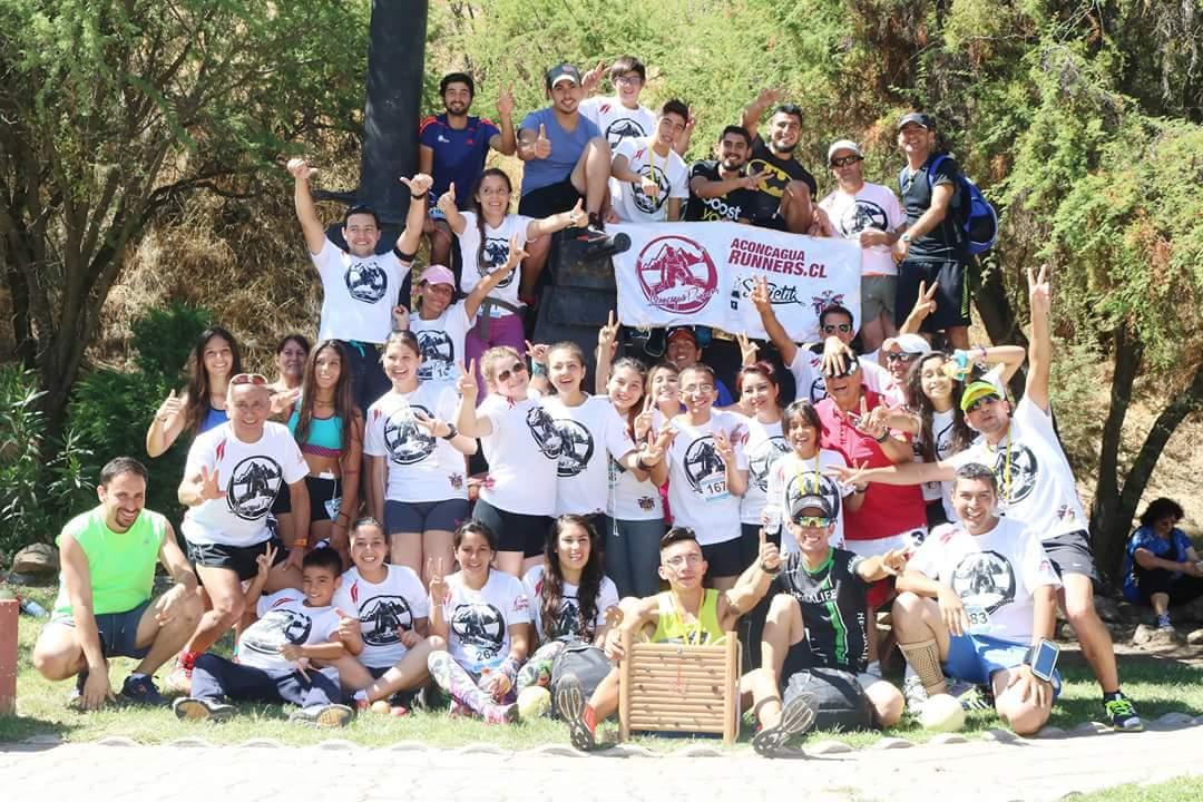 Aconcagua Runners