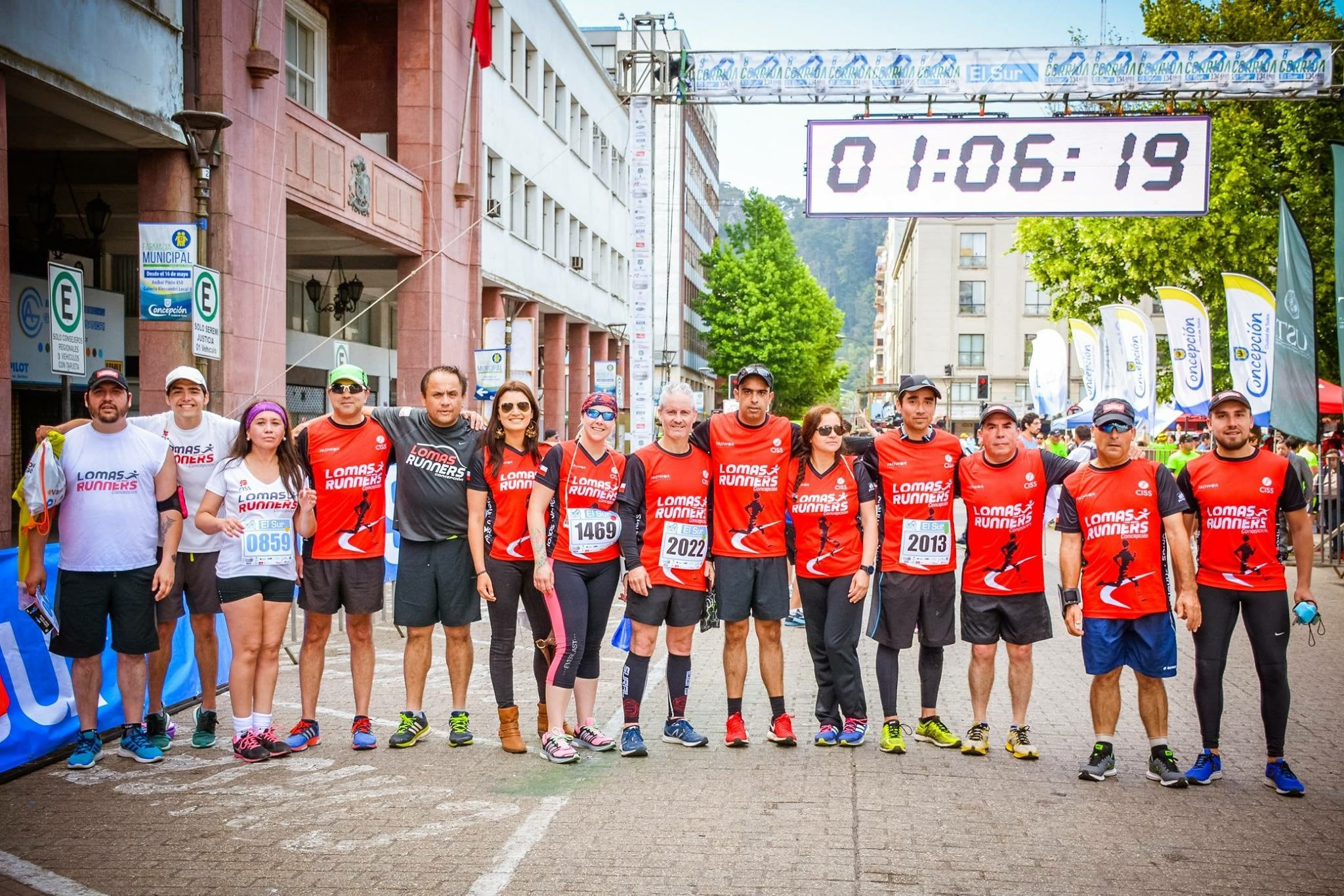 Lomas Runners