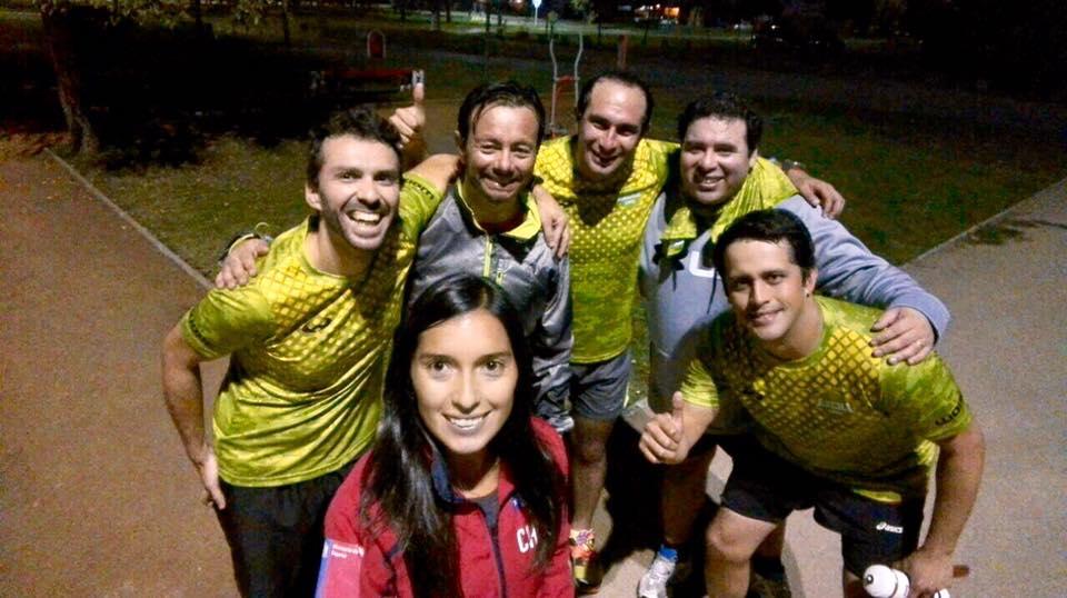 Arena Runners