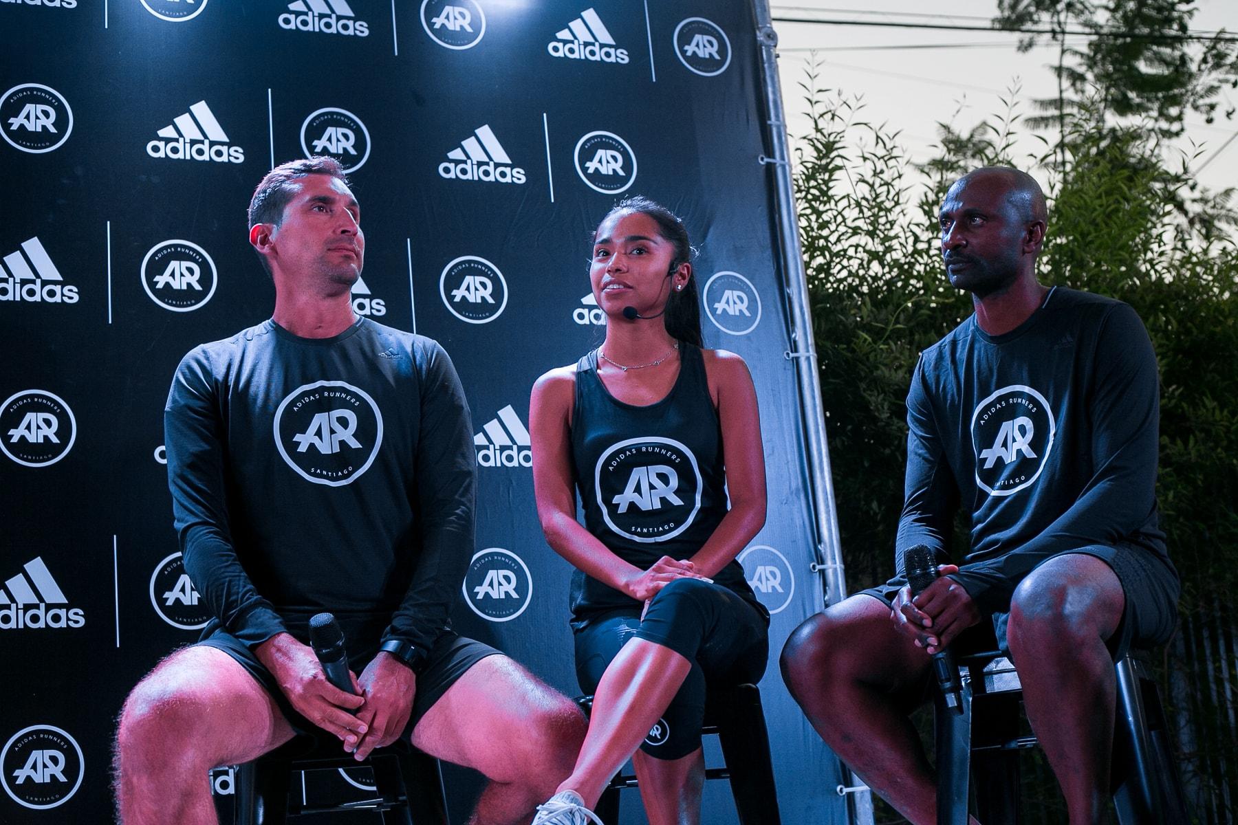 Eficiente algodón Incienso  Adidas Runners aterriza en Chile con todo!! | ViRun