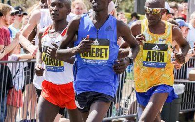 Estos serán los atletas elite en el Maraton de Boston 2018