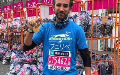 Los chilenos más rápidos en el Maratón de Tokio 2018