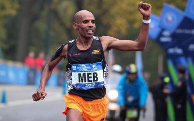 Meb Keflezighi, su último Maratón de Nueva York