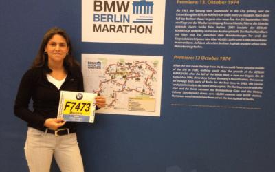 """Marcela Rubio – Berlin 2014 """"Correr la maratón donde se bate el récord mundial no es menor"""""""