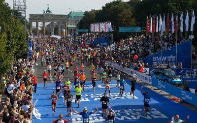 Historia Maratón de Berlín