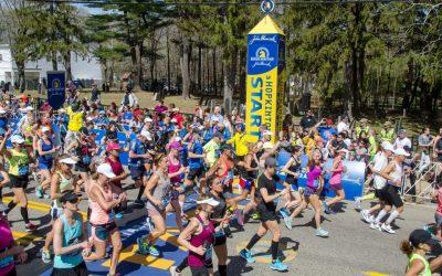 Historia del Maratón de Boston