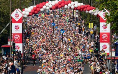 Historia del Maratón de Londres