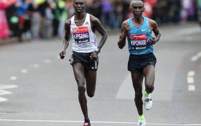 Kipchoge y Kipsang, estarán presente en el Maratón de Berlín 2018
