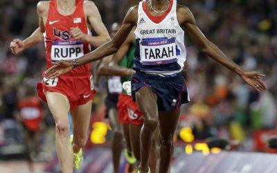 Mo Farah y Galen Rupp correrán el Maratón de Chicago 2018