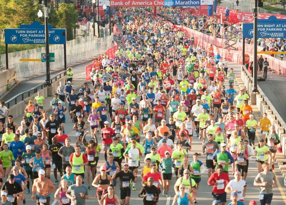 Historia del Maratón de Chicago