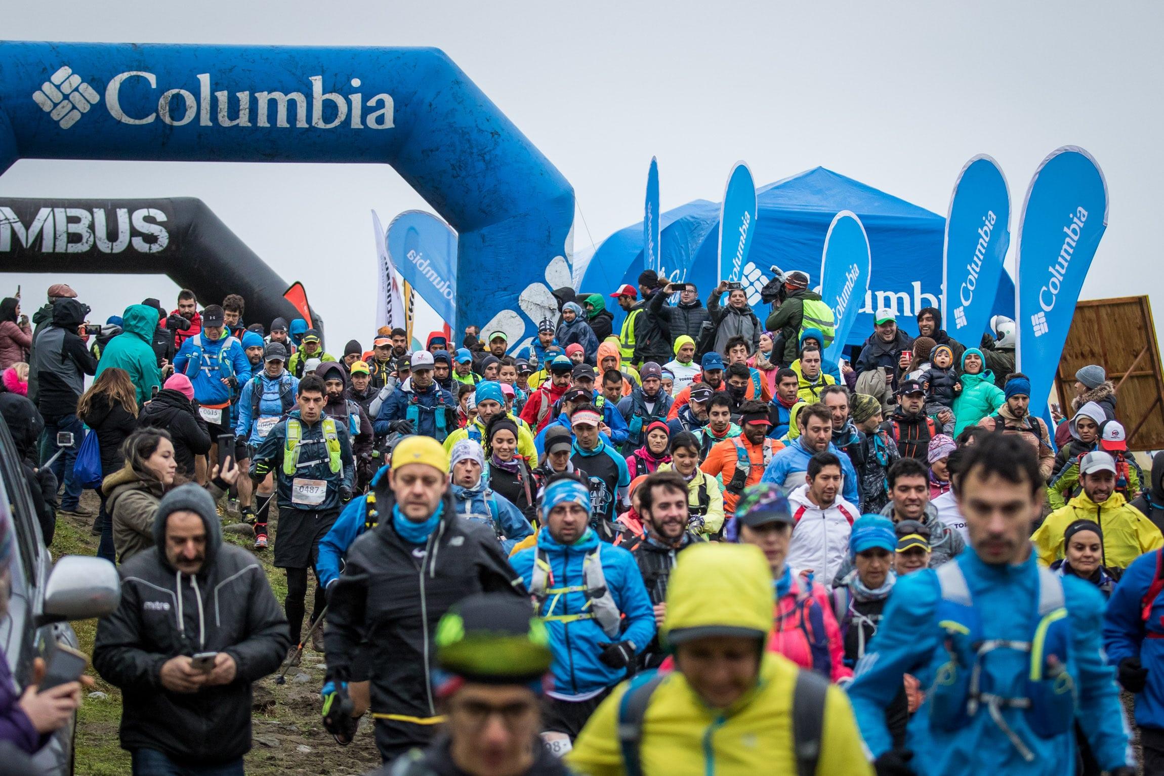 FRANCO PAREDES Y CINDY RAMIREZ SE CORONAN CAMPEONES DEL NUEVO CIRCUITO COLUMBIA TRAIL CHALLENGE BY NIMBUS