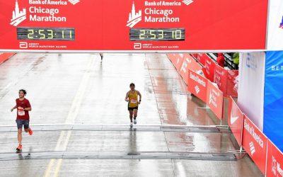 """Marco Bustamante – Chicago 2018 """"Maratón de Chicago, mi primer Majors"""""""