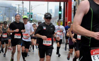 "Eduardo Alvarez – Chicago 2018 ""Maratón de Chicago, un relato íntimo y personal"""
