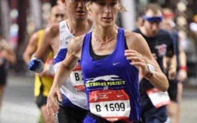 Los chilenos más rápidos en el Maratón de Chicago 2018