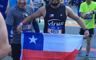 """Cristopher Martínez – Nueva York 2018 """"Al fin mi sueño esta cumplido"""""""
