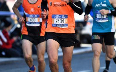 """René Cáceres – Nueva York 2018 """"La maratón de NY no es simplemente una carrera, es un verdadero espectáculo, una fiesta en las calles"""""""