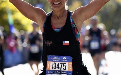 """Patricia Navarro – Nueva York 2018 """"El Maratón de Nueva York, el mas famoso y duro de los major"""""""