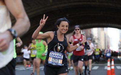 El Maratón de Nueva York hizo historia con su número de finalistas