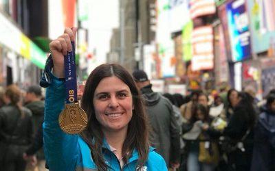 """Ignacia Figueroa – Nueva York 2018 """"Nunca consideré correr 42 kilómetros"""""""