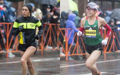 Des Linden, Yuki Kawauchi regresarán a la maratón de Boston 2019 para defender títulos