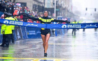 La campeona defensora Desiree Linden encabeza el listado de corredores elite del Maratón de Boston