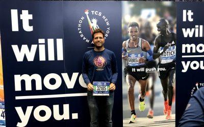 """Nicolás Cisternas – Nueva York 2018 """"Desde que comencé en el running, tenía el sueño de correr el Maratón de Nueva York"""""""