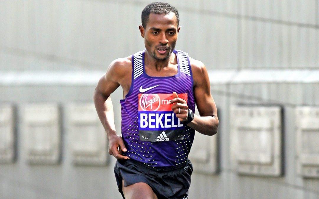 KENENISA BEKELE REGRESARÁ A LAS COMPETENCIAS EN EL MARATÓN DE TOKIO 2019