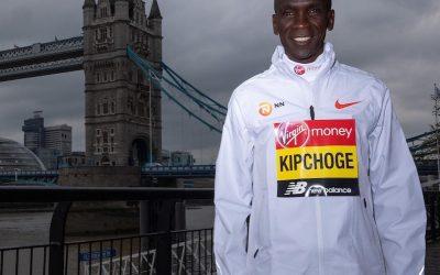 Kipchoge listo para el cuarto título de Londres