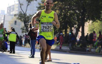 "Felipe De Larraechea: ""Corro Boston otra vez porque amo esta carrera y su espíritu""."