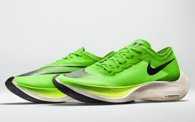 Nike Vaporfly ZoomX NEXT%, la evolución de las 4% que usarán Kipchoge y Farah en Londres