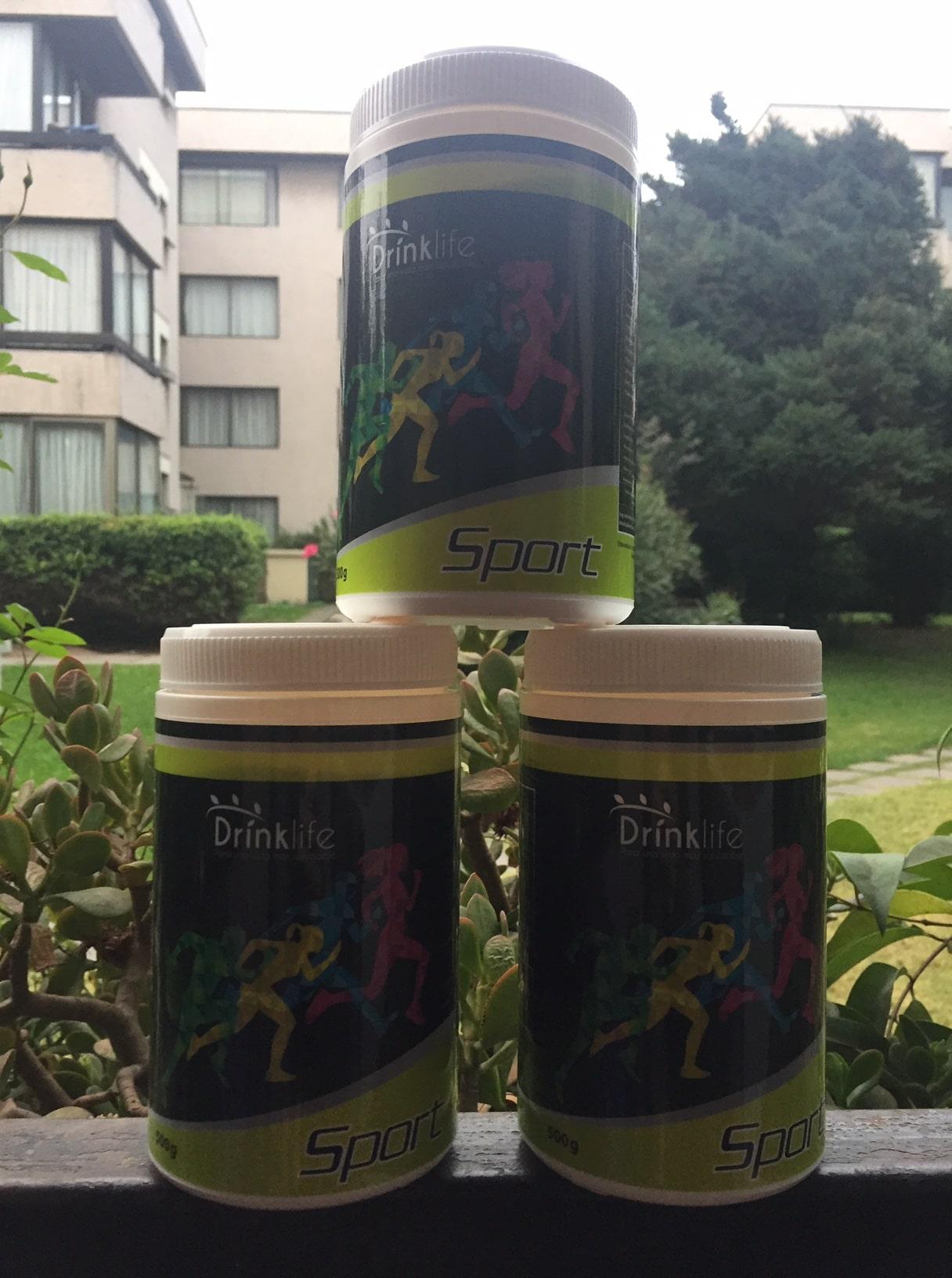 DRINKLIFE SPORT, EL COLAGENO DE LOS DEPORTISTAS
