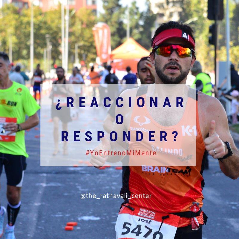MINDFULNESS: ¿REACCIONAR O RESPONDER?