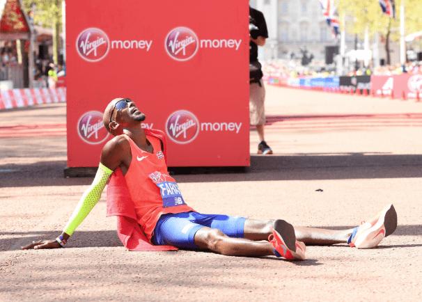 """Mo Farah: """"Necesitaré que Eliud Kipchoge se retire antes de comenzar a ganar maratones"""""""