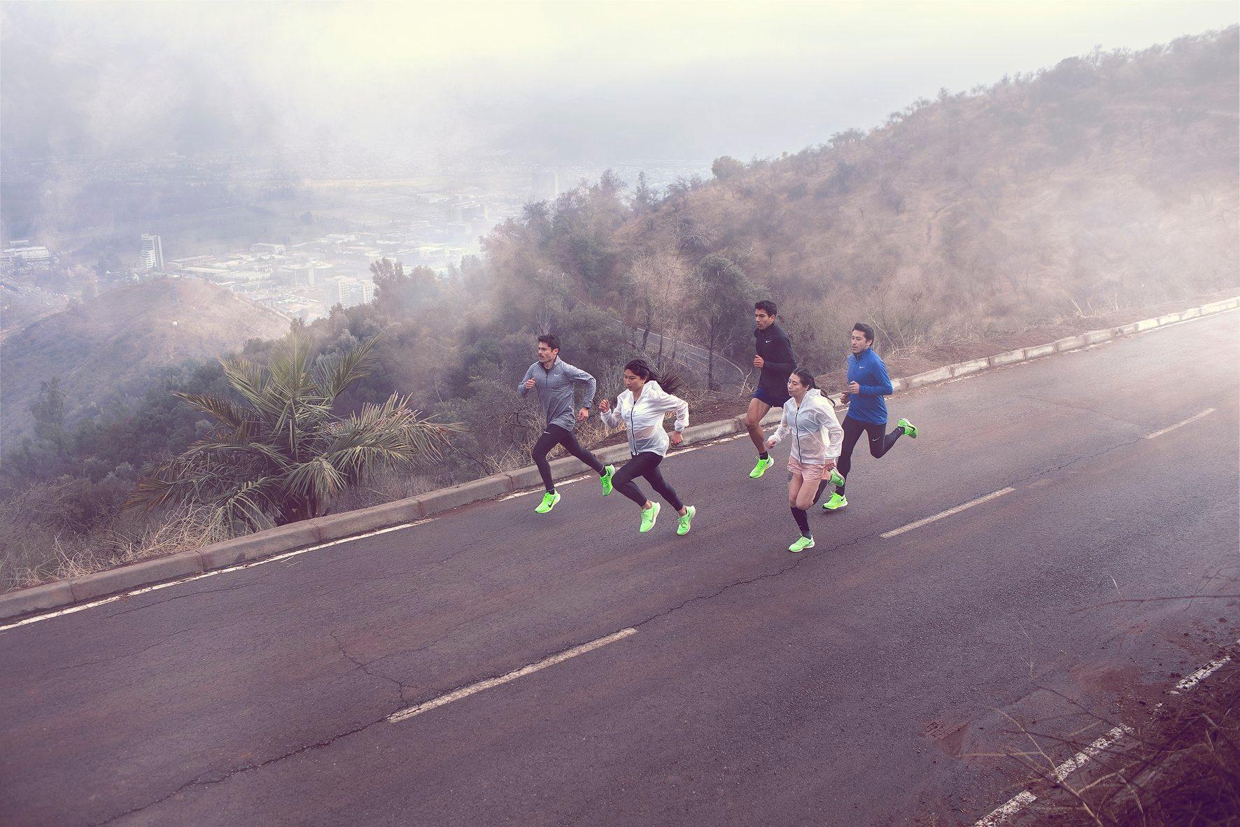 Seguro arcilla Sano  Nike será el nuevo sponsor técnico del Maratón de Santiago a partir de 2020  | ViRun