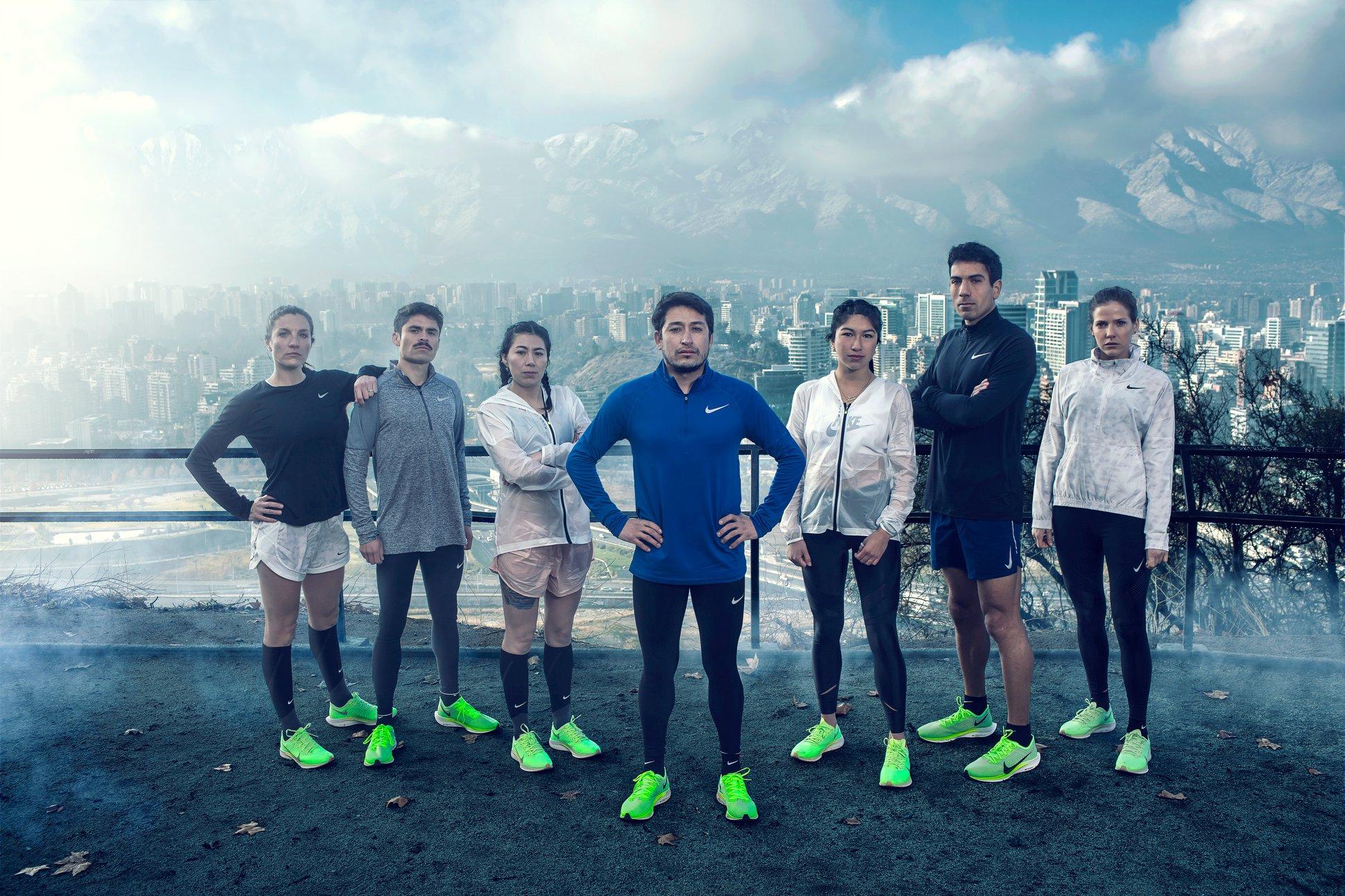 Planta Tableta hogar  NIKE presenta lo nuevo en running con miras al Maratón de Santiago 2020 |  ViRun