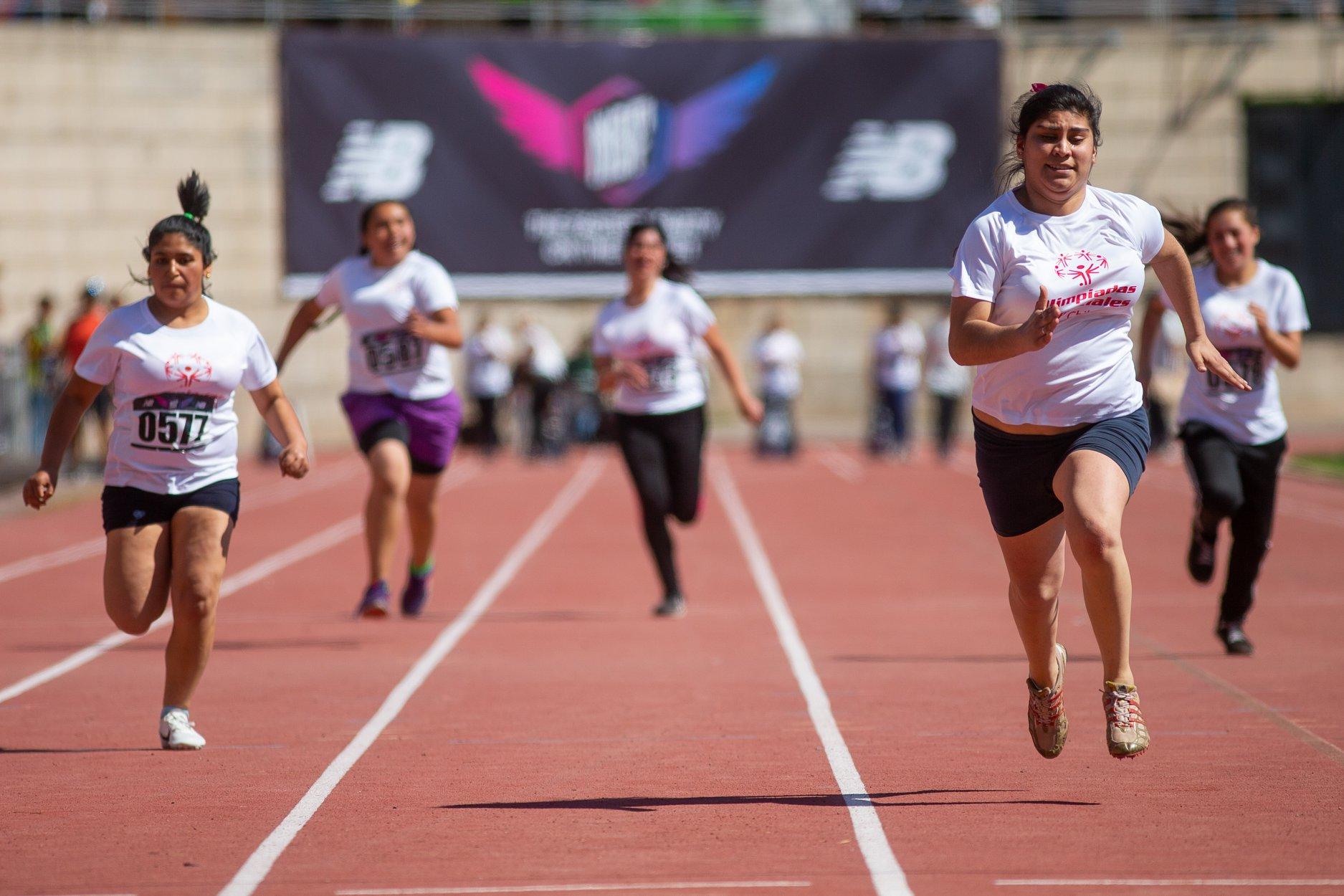 Torneo internacional de atletismo para escolares tendrá su cuarta versión en Santiago de Chile