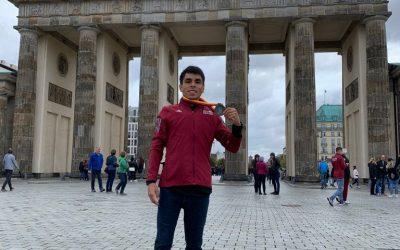 LOS CHILENOS MAS RAPIDOS EN EL MARATON DE BERLIN 2019