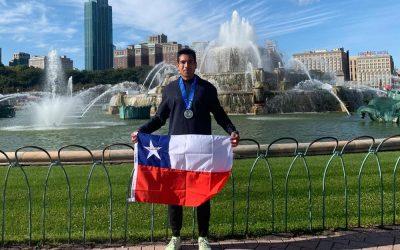 Los chilenos más rápidos en el Maratón de Chicago 2019