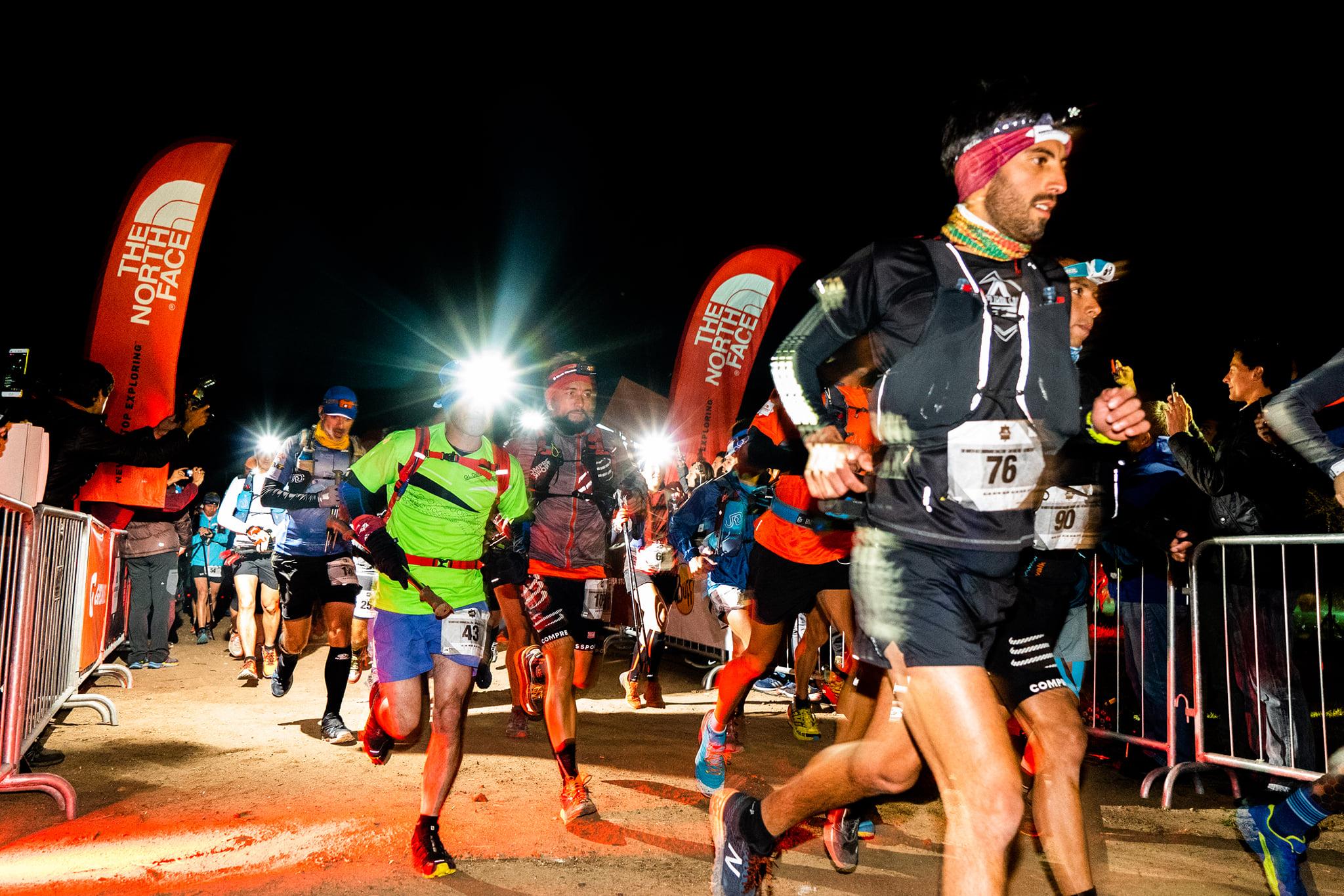 Todo listo para la carrera de trail running más importante de Sudamérica