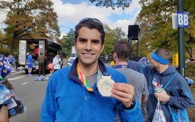 Los chilenos más rápidos en el Maratón de Nueva York 2019