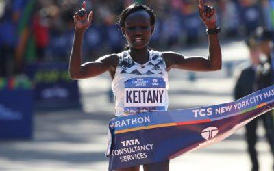 Los etíopes Desisa y Kitata y la keniana Keitany son los favoritos en el Maratón Nueva York