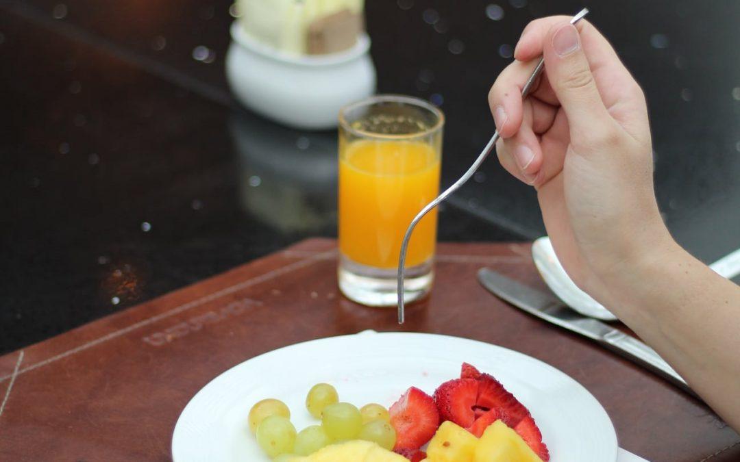 HOTEL FOUR POINTS BY SHERATON SANTIAGO OFRECE RICA Y NUTRITIVA ALTERNATIVA DE BREAKFAST PARA DEPORTISTAS