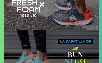 REGALAMOS LAS NUEVAS NEW BALANCE FRESH FOAM X 1080 V10