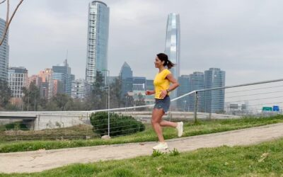 PERFIL RUNNER: LUCY LEVIO