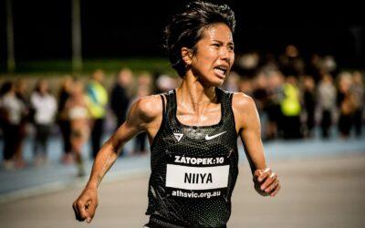 """NIIYA HITOMI, RECORD NACIONAL DE JAPÓN: """"ODIO CORRER. SOLO HAY DOLOR. PERO ES MI TRABAJO Y ME PAGAN POR HACERLO"""""""