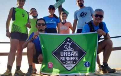 """URBAN RUNNERS CHILE: """"LA MAREA VERDE"""""""