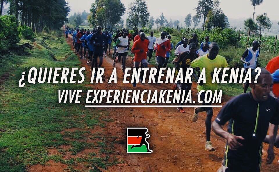 """VIVE LA """"EXPERIENCIA KENIA"""" Y CORRE CON LOS MEJORES ATLETAS DEL MUNDO"""