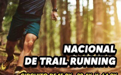 TODO LISTO PARA EL CAMPEONATO NACIONAL DE TRAIL RUNNING